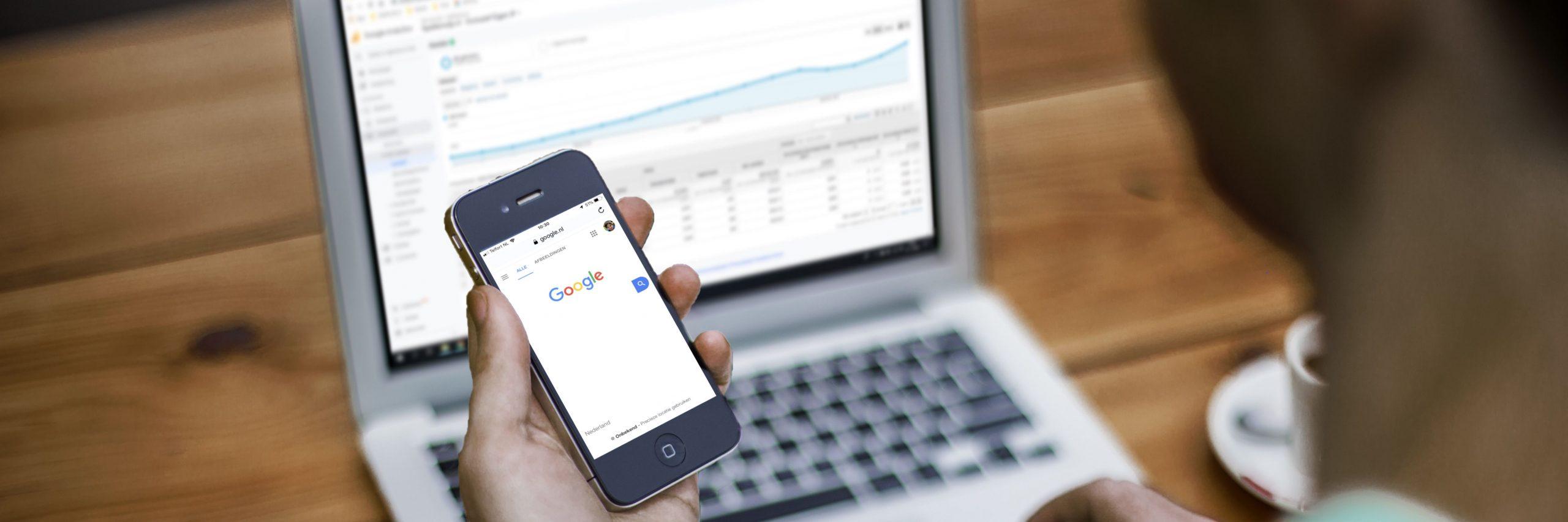 Meer klanten uit Google? Lemmens Marketing helpt je!