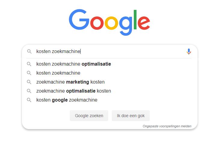Wat kost zoekmachine optimalisatie?