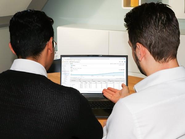 Resultaten analyseren met SEO Specialist